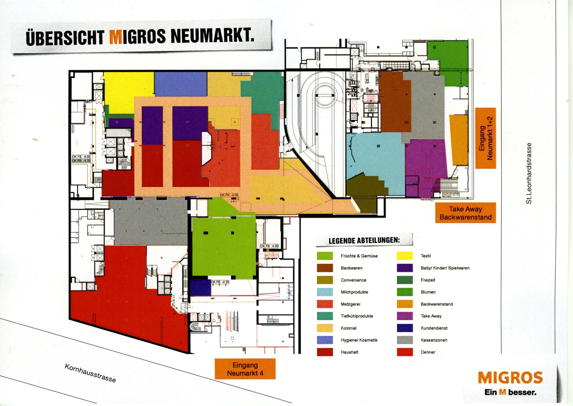 MM Neumarkt Plan