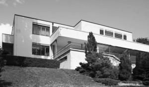 Haus Tugendhat in Brünn, 1930. Bild: pd