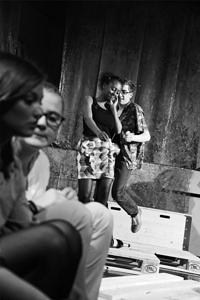 "Jugendtheaterclub Theater St.Gallen ""Russisch Roulette"""