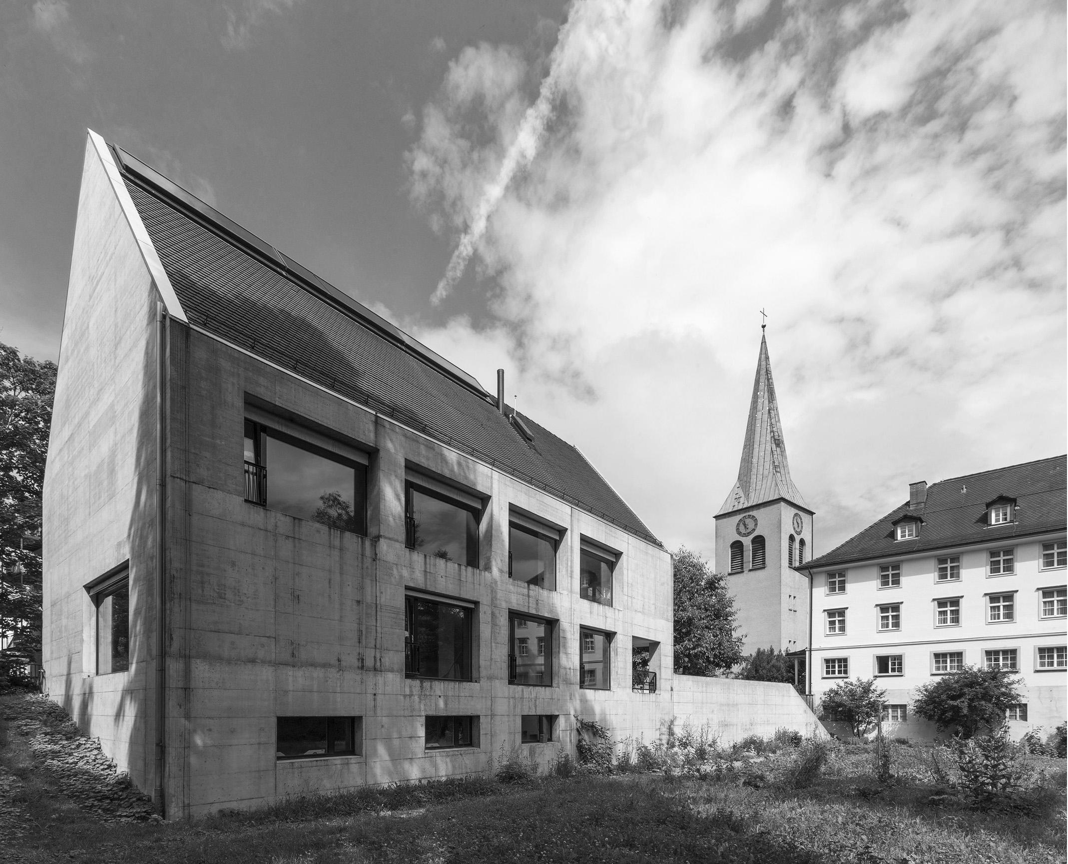 Architektur_Pfarreeisaal_St.Georgen