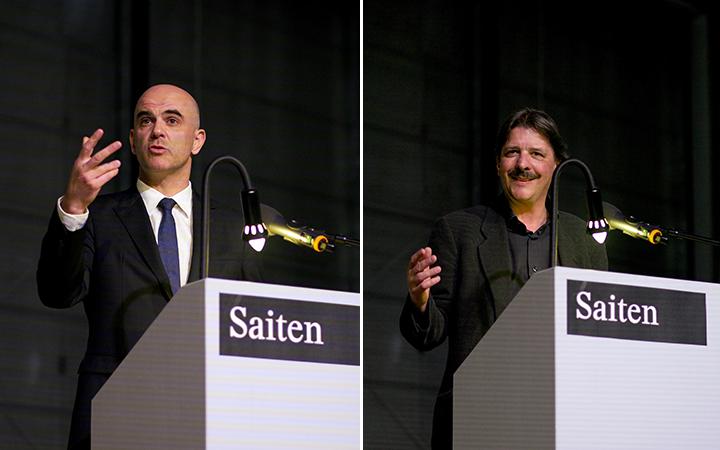 Kultur?? Kultur!! am 30.3.15 in der Lokremise St.Gallen