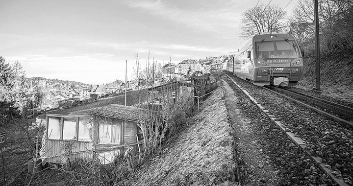 Familiengarten-Areal Ruckhalde Appenzeller Bahnen