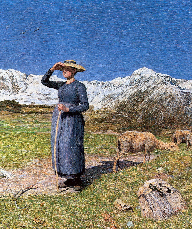 Mittag_in_den_Alpen_1891