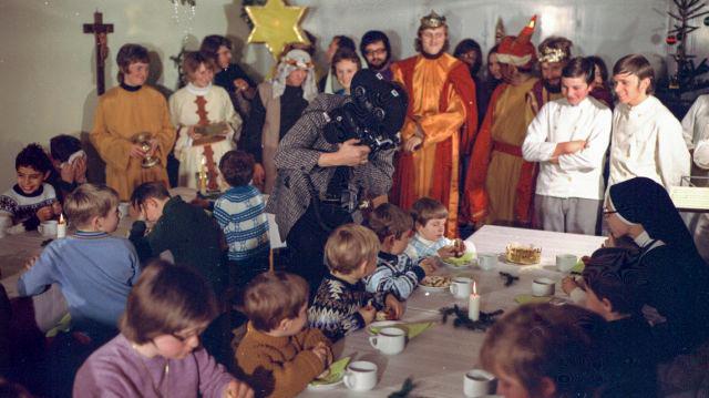 Kinderheim_Steig Dreikoenigsfeier 1972 (Bild Museum Appenzell)
