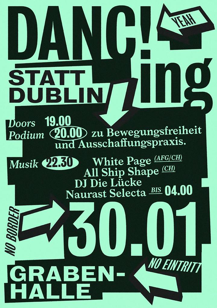 dancing statt dublin