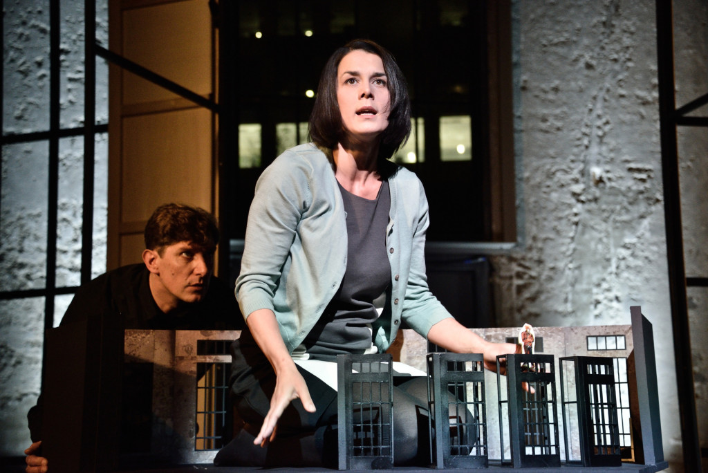 Lokremise Theater St.Gallen; Schauspiel von Iwan Wyrypajew