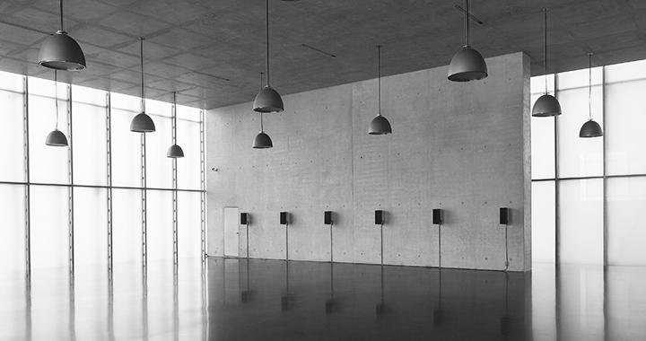Susan Philipsz: Night and Fog, 2016, Ausstellungsansicht EG, Kunsthaus Bregenz (Foto: Markus Tretter)