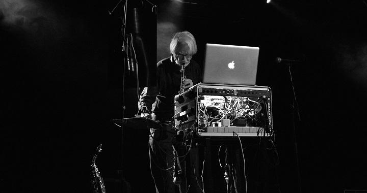 Spoerri in Aktion (Bild: David Nägeli)