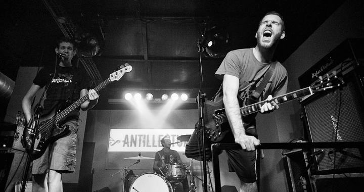 Die Holländische Band Antilectual steht am Samstag im Flon auf der Bühne. (Bild: blowthescene.com)