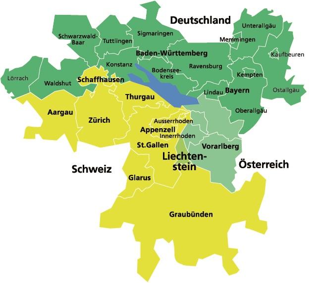 Interreg Alpenrhein-Bodensee-Hochrhein.Programmgebiet-website