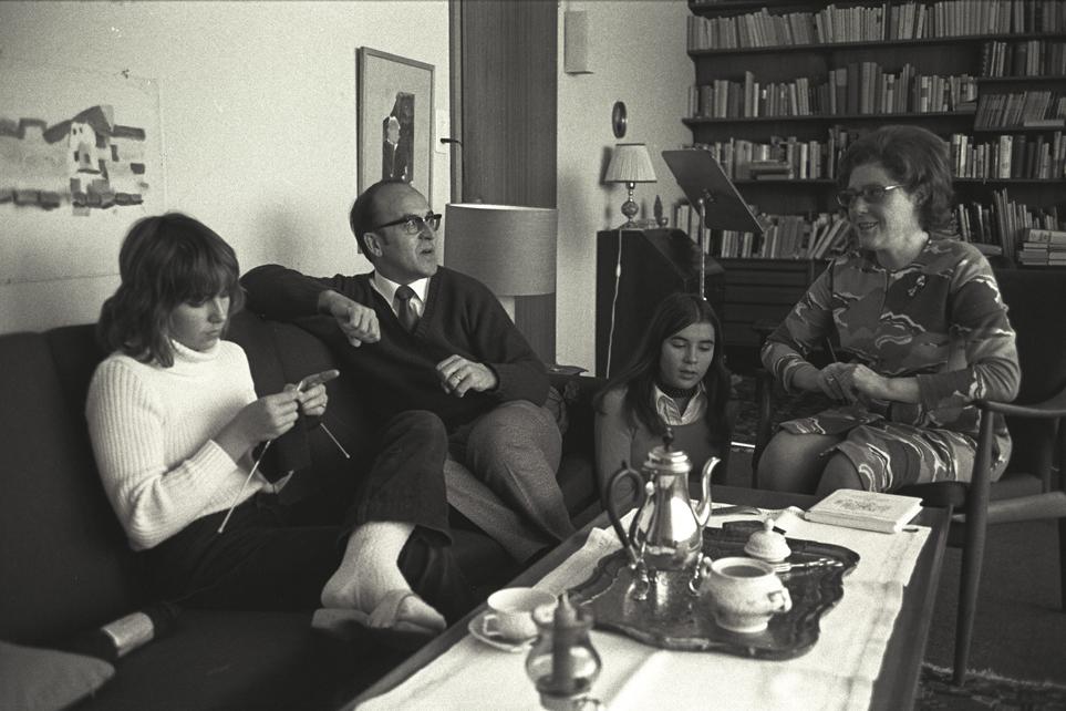 Familie Furgler, 1972