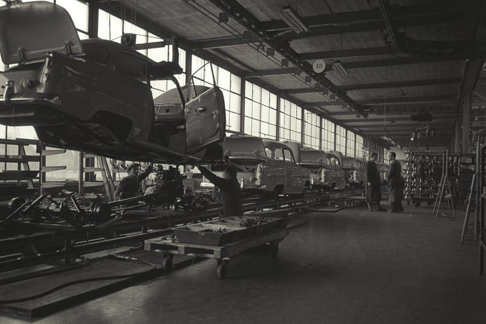 General Motors, 1954